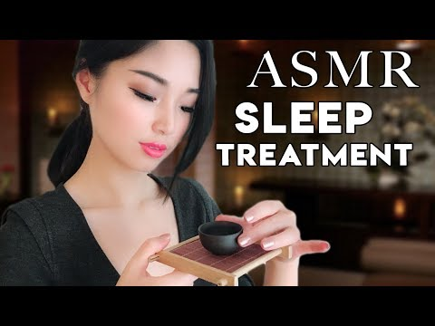 [ASMR] For People Who Don't Tingle - Experience a Spa Sleep Treatment