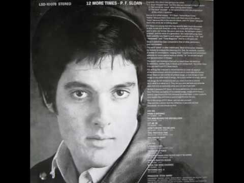 P F Sloan  - Twelve More Times 1966 (Full Album)
