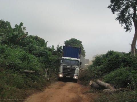 Missão Tombali 2013: Viagem Buba Catió