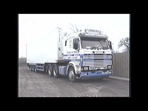 MOSTLY IRISH TRUCKS MARCH 1991