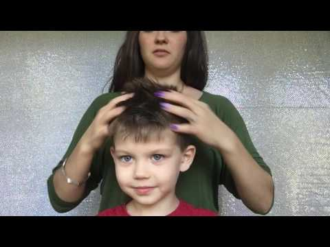 How To Cut Boys Hair With Wahl Clippers
