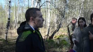 Возвращение диких животных в природу (Новая Москва, Поляница)