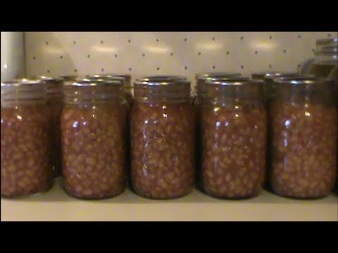 Canning Pork And Beans