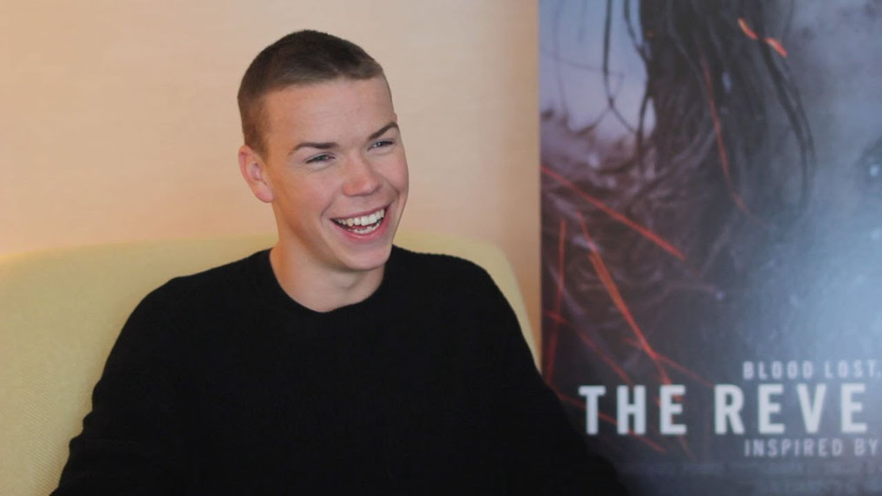Will Poulter - The Revenant Interview (HD) - YouTube