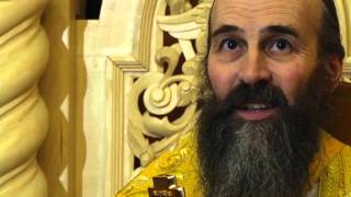 Проповедь отца А.Захарова  29 ноября 2015 г