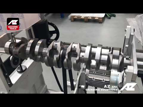 CE300 Crankshafts Balancing Machine