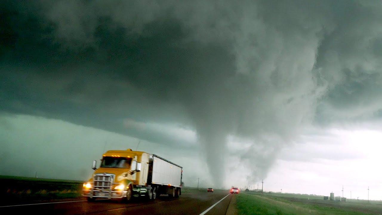 Selden, KS Tornado - May 24, 2021