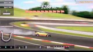 Gran Turismo 5 - Nissan FAIRLADY Z 33 (350Z) Drifting ( F&F Tokio drift vers.)
