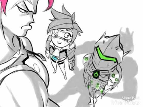 Genji X Tracer~Replay (Requested By: Der ölder)