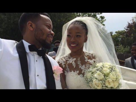 Amanda's big day/ South African wedding