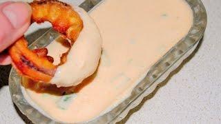 Сырный соус за минуту. Домашние рецепты.
