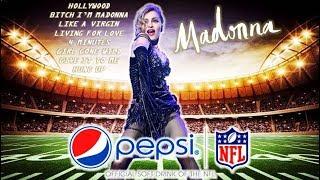 Madonna - Super Bowl Halftime Show (Fan Made)