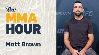 Matt Brown Explains First Thoughts About Retirement, Still Leaving Door Open for Comeback