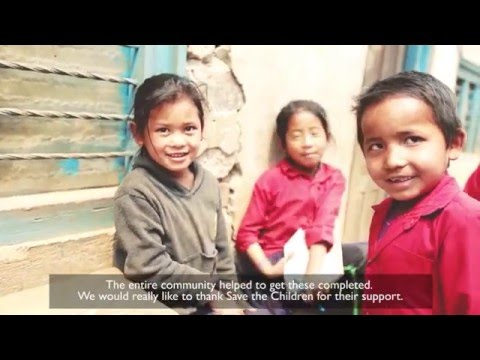 Nepal 1 Year Later: Save the Children's Response