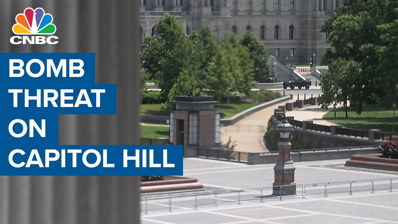 Capitol Police investigating bomb threat near Library of Congress