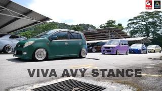 Perodua Viva Avy Stance Speed Bump Challenge Stance Hustler 2017