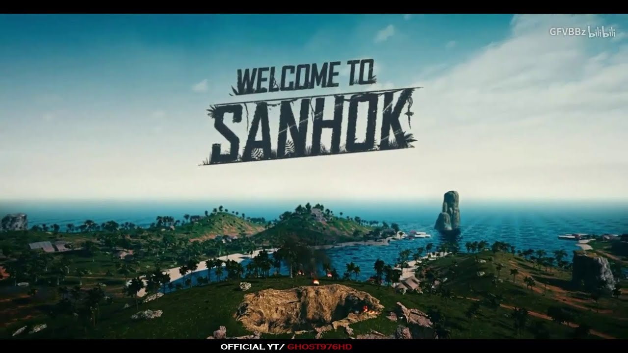 Sanhok Map Teaser Trailer: PUBG WELCOME TO SANHOK AWSOME TRAILER AMAZING ENJOY