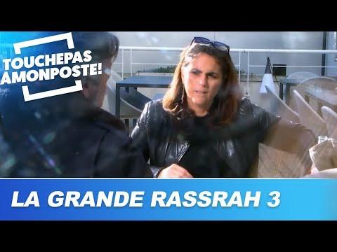 La Grande Rassrah 3 :  Piégée par Jean-Michel Maire, Valérie Bénaïm perd son sang froid