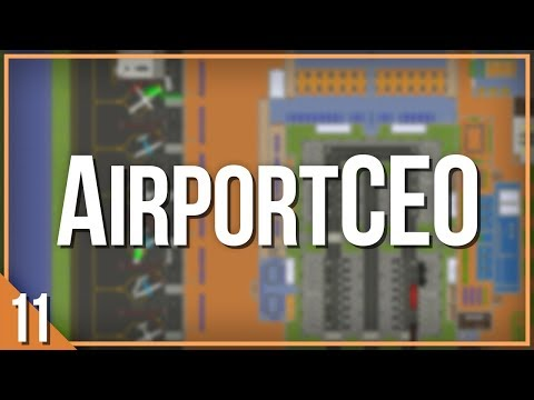 AirportCEO | PART 11 | OPENING THE WEST TERMINAL