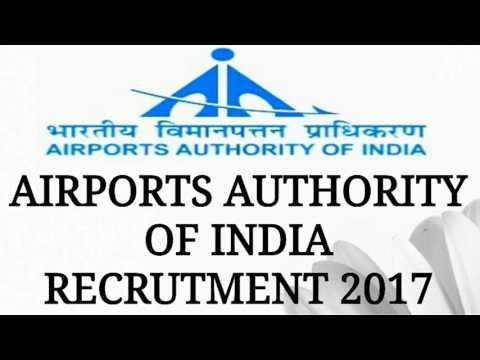 Airport jobs 2017 | Airport Authority of India vacancy 2017 | 12 pass job