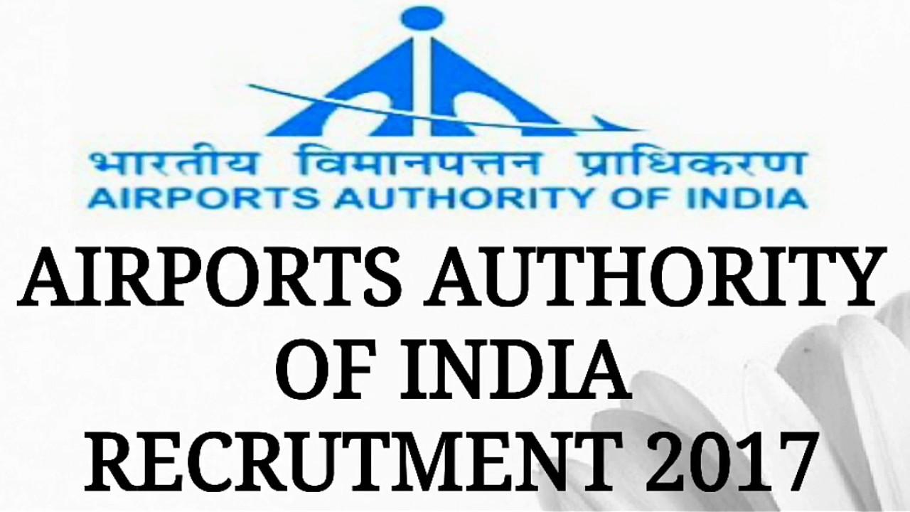 Airport jobs 2017 | Airport Authority of India vacancy 2017 | 12 ...
