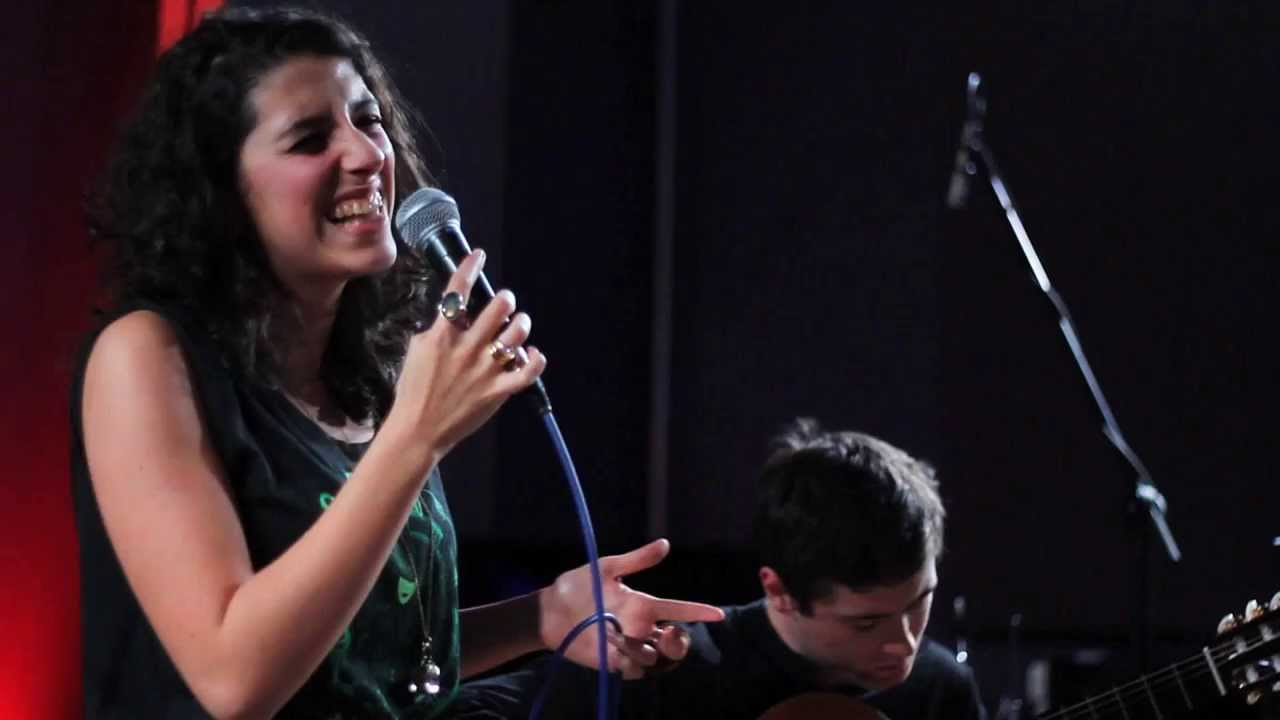 Jazz vocal showcase: Caterina ...