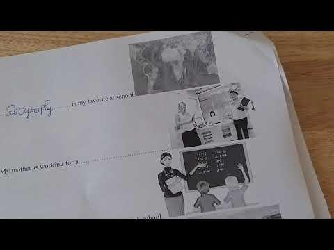 Tiếng anh lớp 6 thí điểm - Giải đề thi học kì 1 -Đề số 1