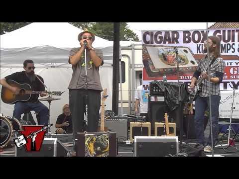 2014 Pennsylvania Cigar Box Guitar Festival Filmed Live and Uncut
