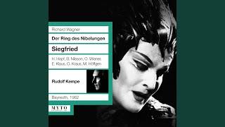 Siegfried: Act II Scene 2: Zur Kunde taugt kein Toter (Siegfried, Waldvogel)
