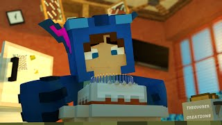 Minecraft Speed Render - Xela's birthday cake :D :P