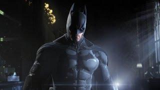 Batman Arkham Origins | Debut Cinematic Trailer [EN] (2013) | HD