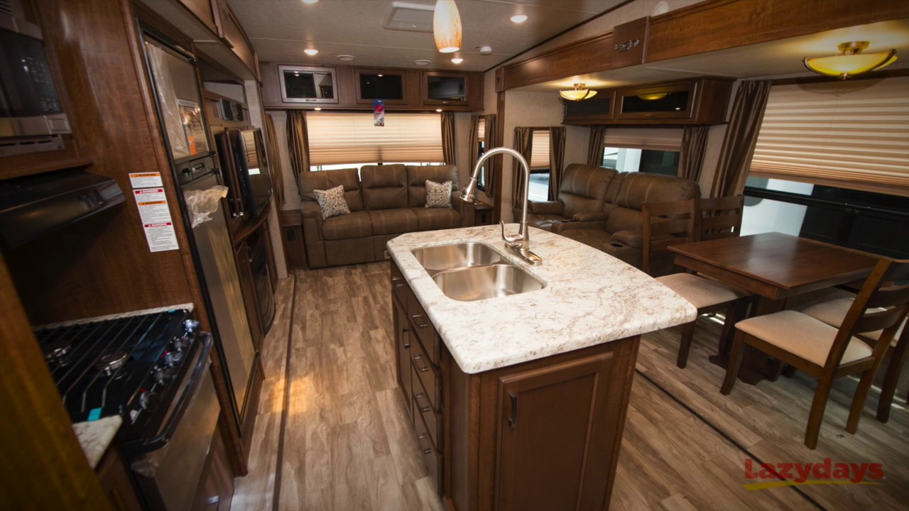 2018 Open Range Light Fifth Wheel Video Tour From Lazydays