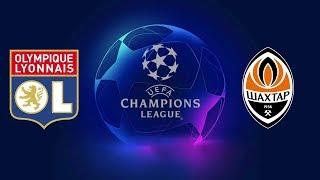 FIFA 19 Lyon FC vs Shakhtar | UEFA Champions League Fase De Grupos 2018/19 | Ppsspp