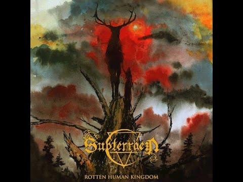 Transcending Obscurity Artist-  Subterraen-  Rotten Human Kingdom Video Review Out Now!