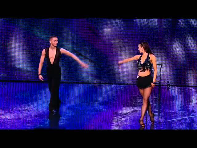 AJ and Chloe - Britains Got Talent 2013 - Full video