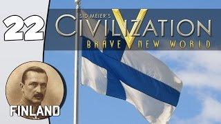 Fighting For Fun - Civilization V (With Mods): Finland - Part 22