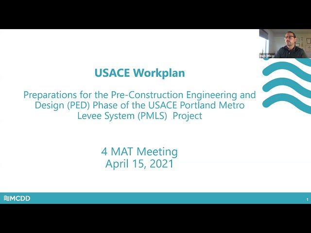 April 15, 2021 - 4MAT Joint Meeting