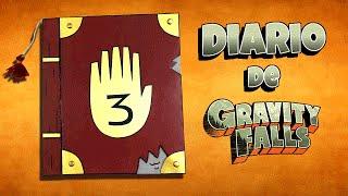 Diario de Gravity Falls, cómo se hace