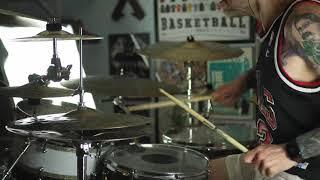 """The Last Dance Drum Cover   Chicago Bulls 90's Intro Music   """"Sirius"""""""