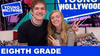 Elsie Fisher & Bo Burnham