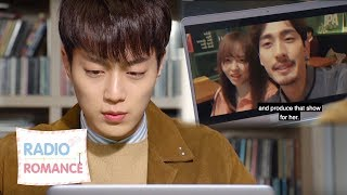 DooJoon Got Shocked by SoHyun & YoonPark's Friendly Video!! [Radio Romance Ep 10]