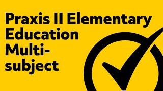 Free Praxis II Elementary Education (5031) Multi-subject Study Guide