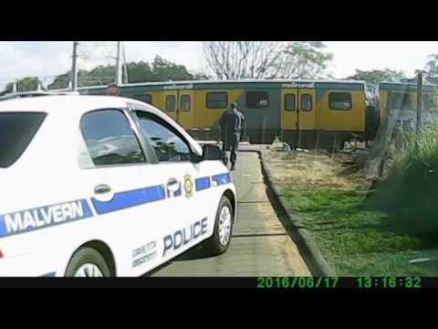 Train/Truck collision Durban South Africa 17.06.16