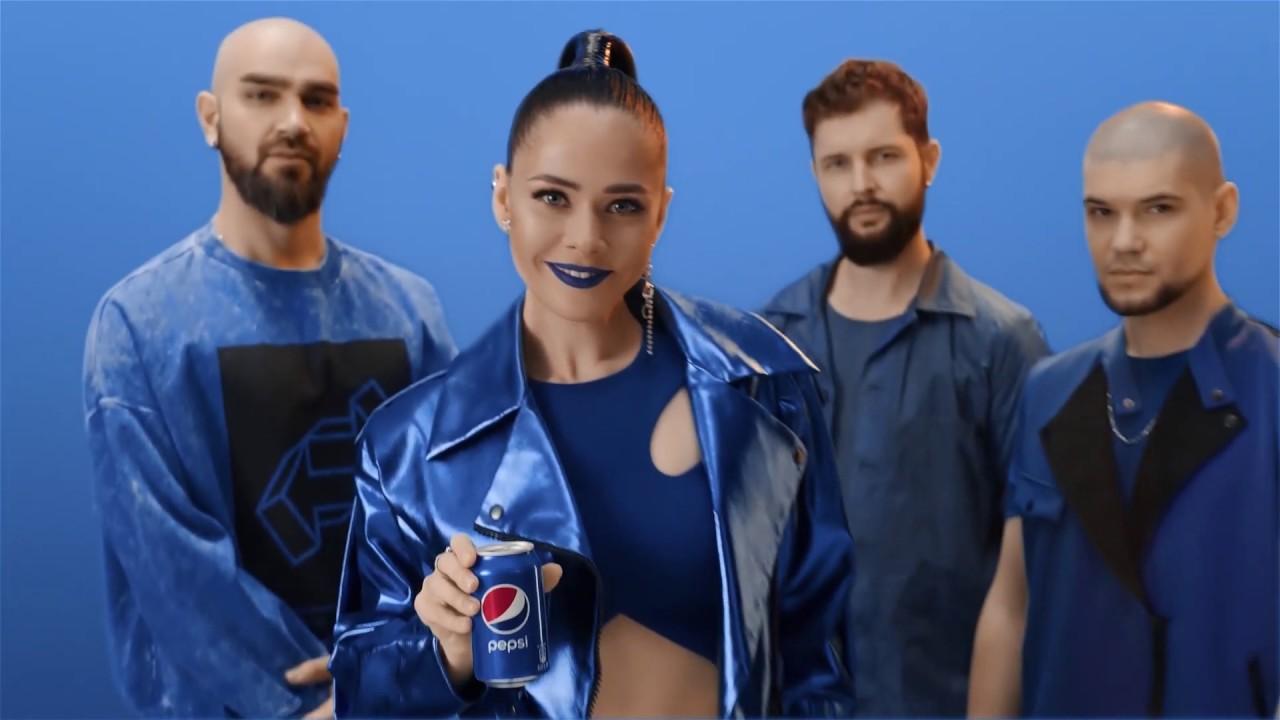 Pepsi – Улюблений Смак