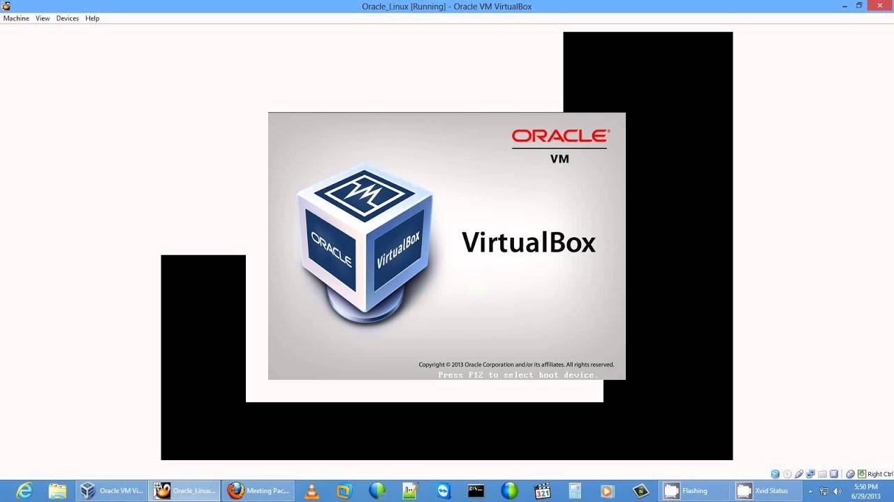how to make virtualbox work