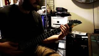 Living A Lie ( Skindred Guitar Cover)
