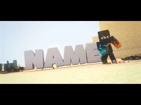 TOP 10 FREE Minecraft Intro Templates #2 - Blender, After Effects, Cinema 4D + Downloads (Editables)