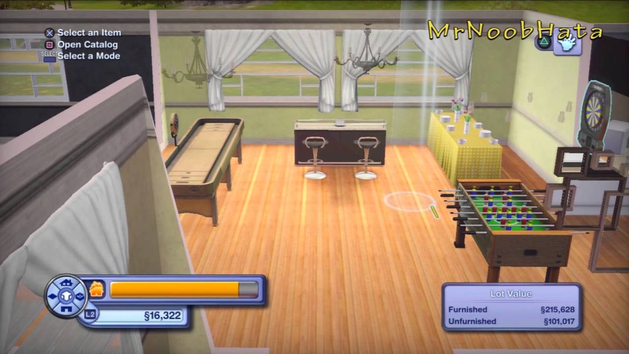 Tour Of My Sims 3 Pets House YouTube