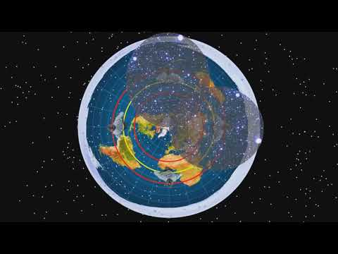 How the Southern Stars Work on Flat Earth thumbnail