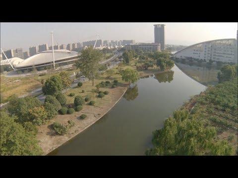 New SplineNav 0.3: Zijingang Campus Aerial Tour
